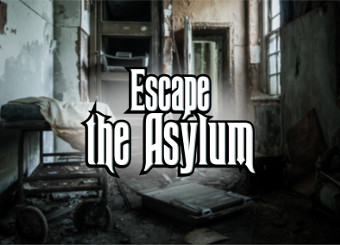 Escape the Asylum - NEW escape game